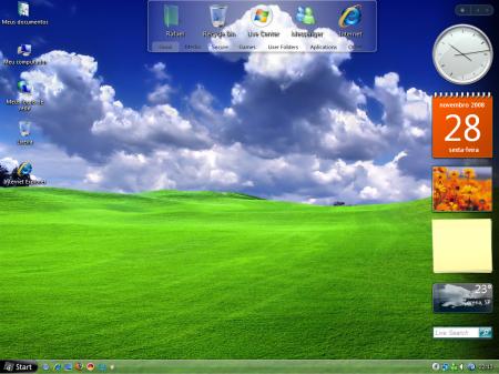 O Desktop